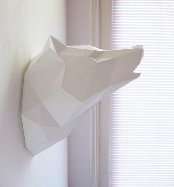 Paper Wolf Assembling Video from assembli on Vimeo .